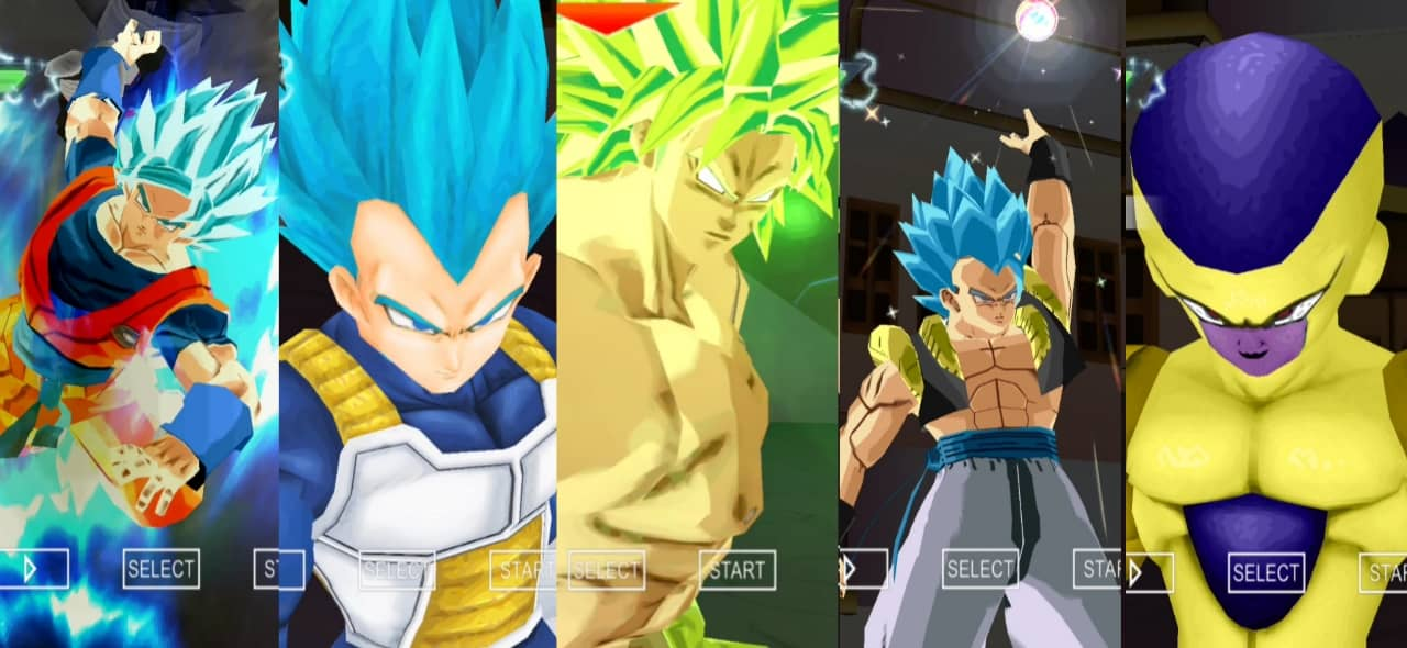 Dragon Ball Super Movie Broly DBZ TTT Mod Download