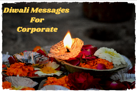 Diwali Messages in English For Corporates