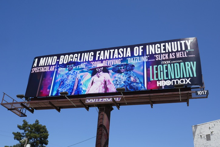 Legendary 2020 Emmy FYC billboard