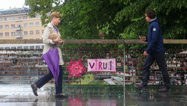 Un primer país europeo declara el fin de la epidemia de covid-19