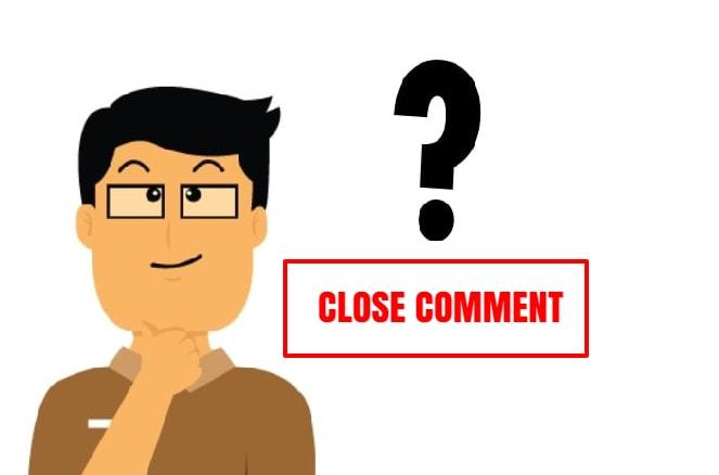 Warning: Jangan Tutup Komentar Blog Anda!