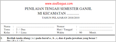 download soal pts. uts. kelas 5. tema 2. semeter 1. kunci jawaban. edisi revisi. kurtilas. th. 2019 - 2020. pdf. doc. edit. hots.