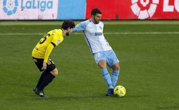 El Málaga hace 7-7-7 (triunfos, empates y derrotas)