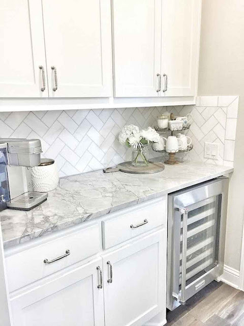 Beautiful Kitchen Remodel Back Splash Tile Ideas