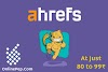 Cheapest Ahrefs Group buy in India & Bangladesh at 80 to 99₹ (With coupon)