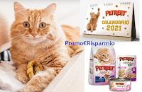Concorso Petreet #InsiemePerCasa : vinci gratis forniture per gatti e Calendari 2021