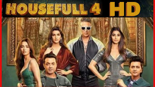 HOUSEFULL 4 : FULL MOVIE REVIEW AND CAST + (DOWNLOAD) Akshay Kumar movie