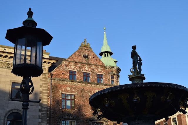 gammeltorv square, copenhagen
