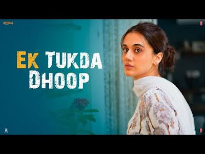 ek-tukda-dhoop-lyrics -Thappad