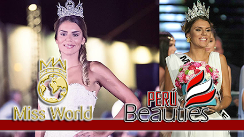Sanja Lovčević es Miss World Serbia 2019