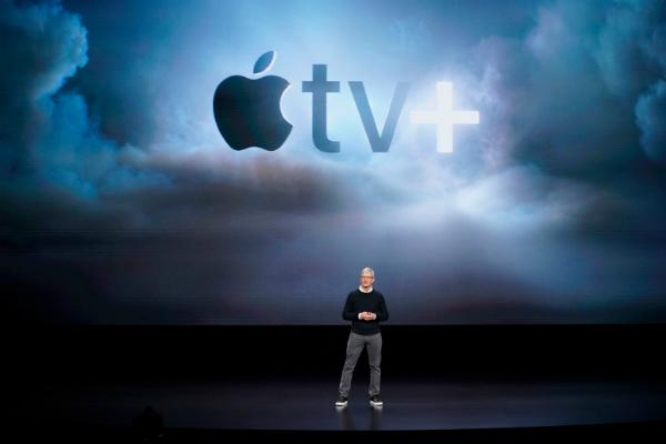 آبل تكشف عن موعد إطلاق خدمتها +Apple TV