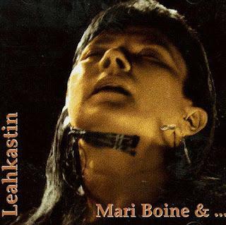 Mari Boine Unfolding