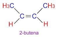senyawa 2-butena