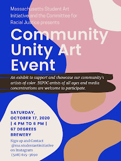 CommUNITY Art Event - Oct 17