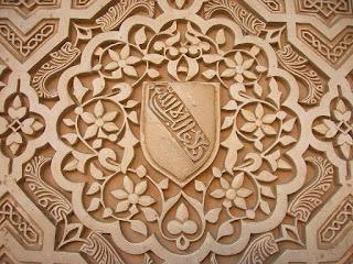escudo dinastía nazarí