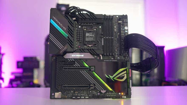 Asus ROG Maximus XII Extreme - The Best Mobo For Core i9