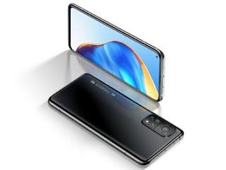 desain Xiaomi Mi 10T Pro