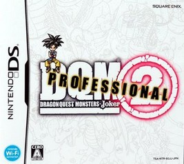 Dragon Quest Monsters Joker 2 Professional