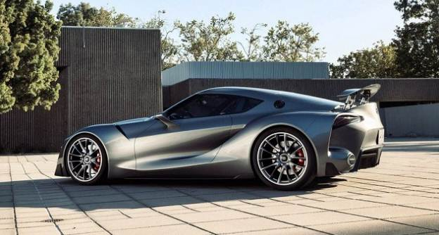 2017 Toyota Supra Review