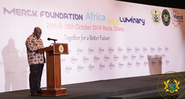 """Join Hands, Win Battle Against Stigmatisation Of Infertility"" – President Akufo-Addo"