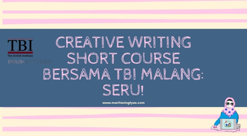 creative writing short course with TBI Malang