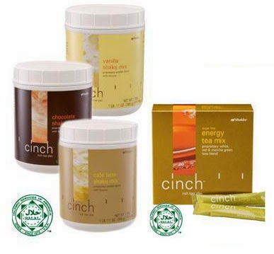 set slim shaklee