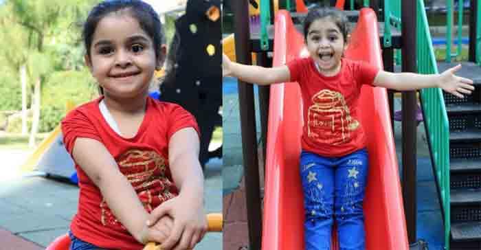 5-year-old injured in Beirut blast can see again thanks to UAE drive, Abu Dhabi, News, UAE, Family, Treatment, Gulf, World