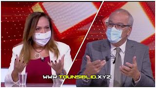 (بالفيديو) مواجهة بين نصاف بن علية و #مدير_معهد_باستور .. وصدمة للتونسيين