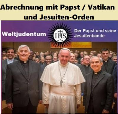 papst - vatikan - jesuiten - weltjudentum,