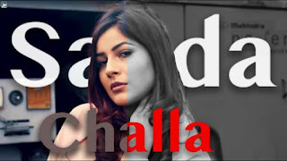 Saada Challa Lyrics Raja Game Changerz