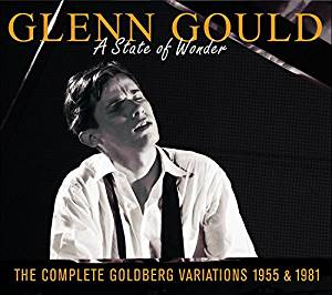 Glenn Gould: A State of Wonder - The Complete Goldberg Variations 1955 & 1981, Glenn a Canadian pianist who became one of the best-known and celebrated classical pianists of the 20th century. He was renowned as an interpreter of the keyboard works of Johann Sebastian Bach. His playing was distinguished by remarkable technical proficiency and capacity to articulate the polyphonic texture of Bach's music.