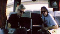 Jim Jarmusch, Neil Young im Tourbus