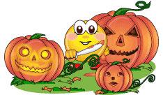 Smiley halloween