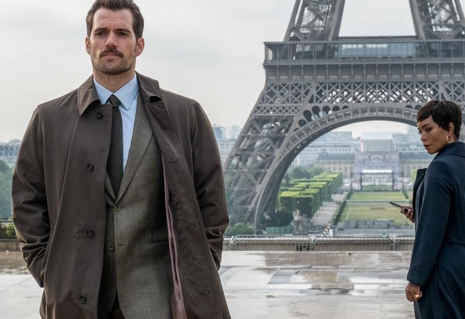 """Henry Cavill aparece em imagem inédita de """"Missão: Impossível 6"""", 1º trailer sai no próximo domingo"""