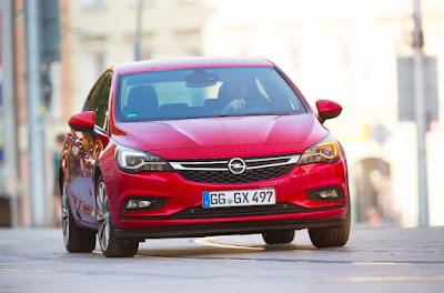 Το Opel Astra