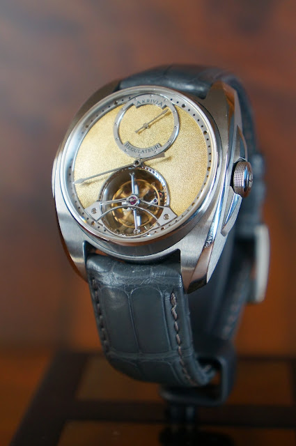 AkriviA Le Tourbillon Regulator