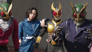 Kamen Rider Zi-O - 32 Subtitle Indonesia and English