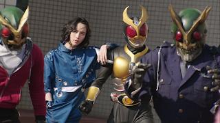 Kamen Rider Zi-O - 32 Subtitle Indonesia and English