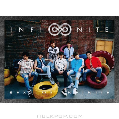 INFINITE – BEST OF INFINITE