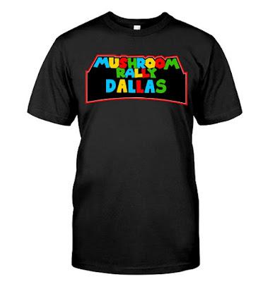Mushroom Rally Dallas T Shirts Hoodie Sweatshirt
