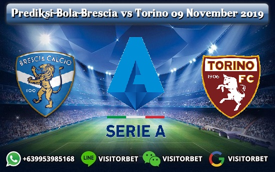 Prediksi Skor Brescia vs Torino 09 November 2019