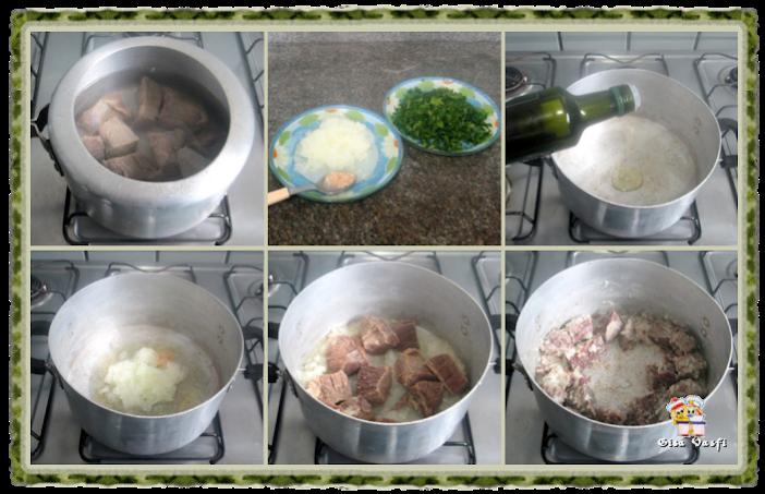Paçoca de carne seca 5