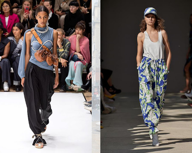 Модные брюки весна-лето 2020 3-2