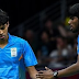 Satwiksairaj Rankireddy-Chirag Shetty bags silver medal at French Open