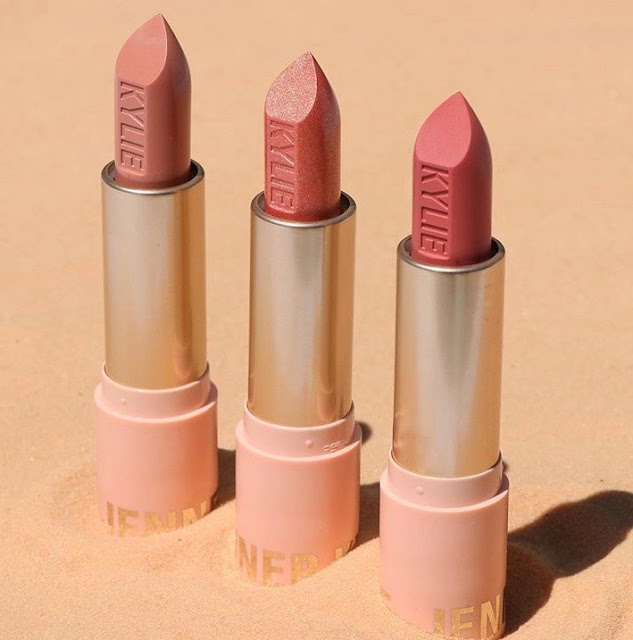 Kylie Jenner Summer 2019 lipstick collection