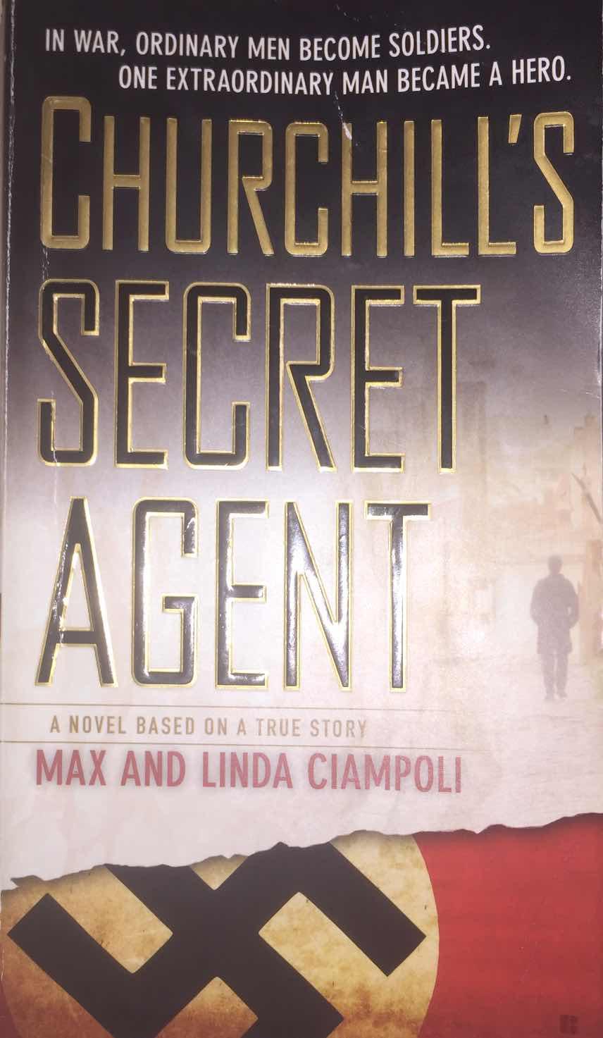 true crime book churchill secret agent ciampoli
