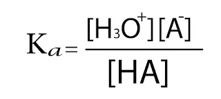 حساب pH المحاليل الواقية