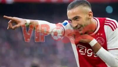 اتفاق شفوي تم بين تشيلسي الإنجليزي و نادي أياكس أمستردام الهولندي