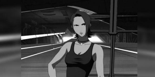 Unsur Indonesia yang terdapat pada anime Rahxephon