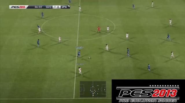 تحميل لعبة 2013 Pro Evolution Soccer